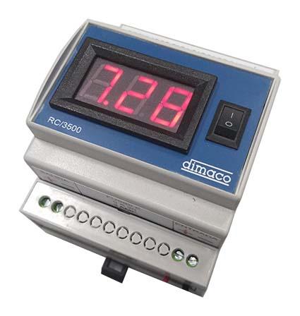 Regulador de Carga para baterías RC-3500
