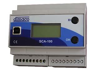 SISTEMA DE CONTROL ASTRONÓMICO DE ALUMBRADO SCA- 100